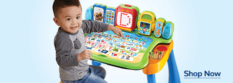 Toys for learning at home