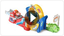 Go! Go! Smart Wheels® Revved Up Stunt Spiral™